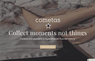 sito web per cometas.it