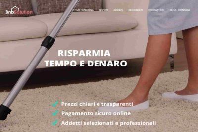 sito web per bnbsolution.it Roma
